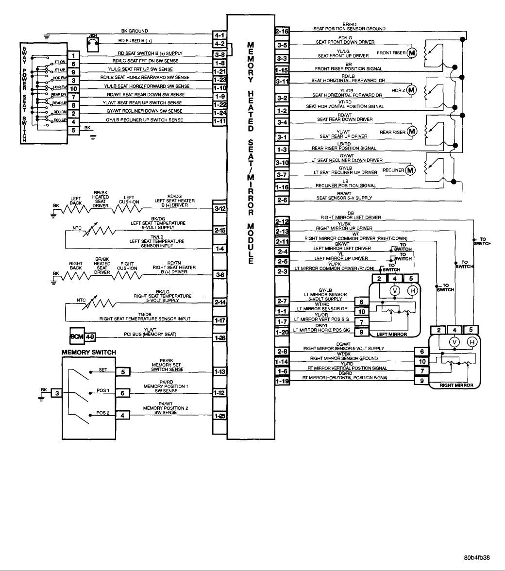 2005 Chrysler Sebring Radio Wiring Diagram | Free Wiring ...