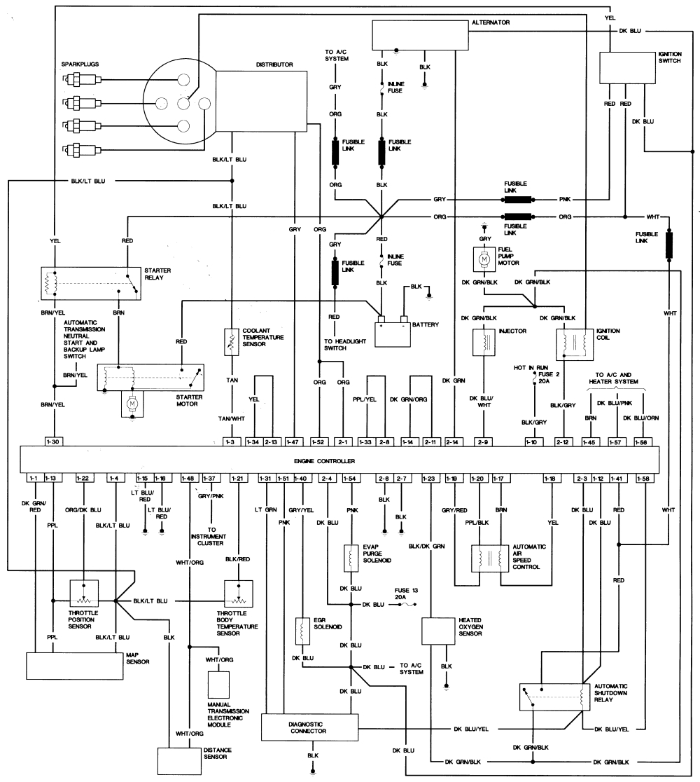 2000 Dodge Caravan Stereo Wiring Diagram Schematic - Wiring ... on