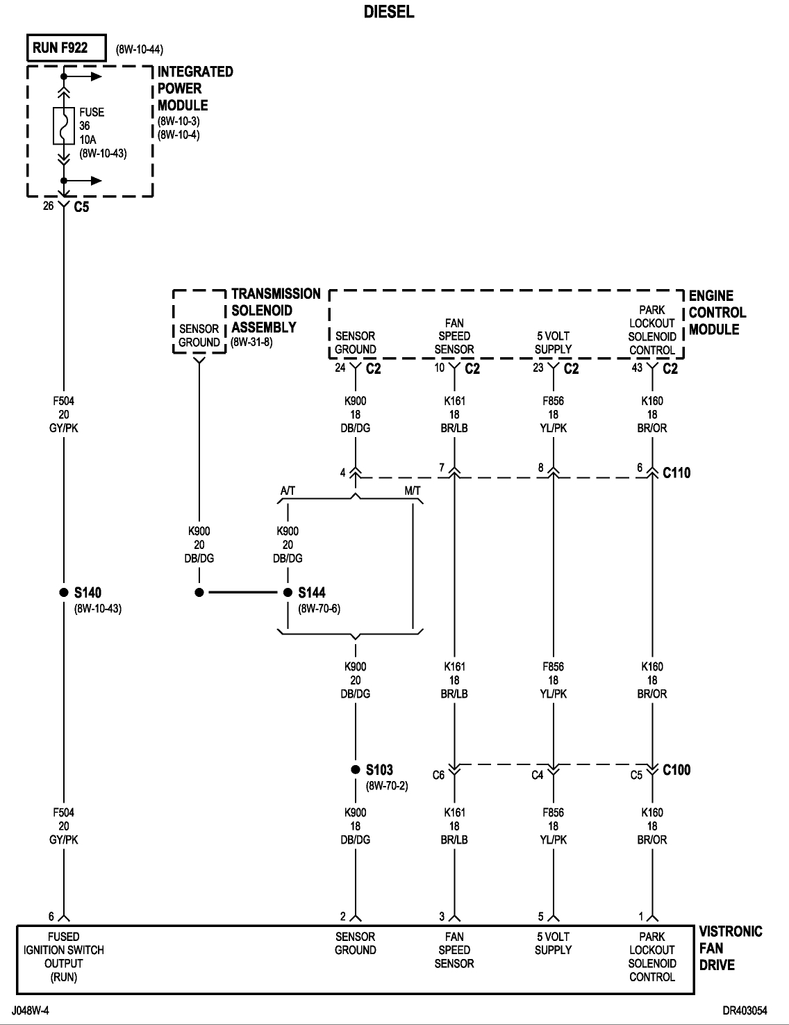 2003 Dodge Ram 2500 Diesel Wiring Diagram