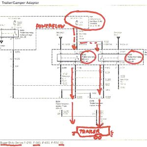 2005 ford Escape Wiring Diagram - 2005 ford Escape Wiring Harness Diagram Awesome ford F350 Trailer Wiring Diagram Wiring Diagram 16c