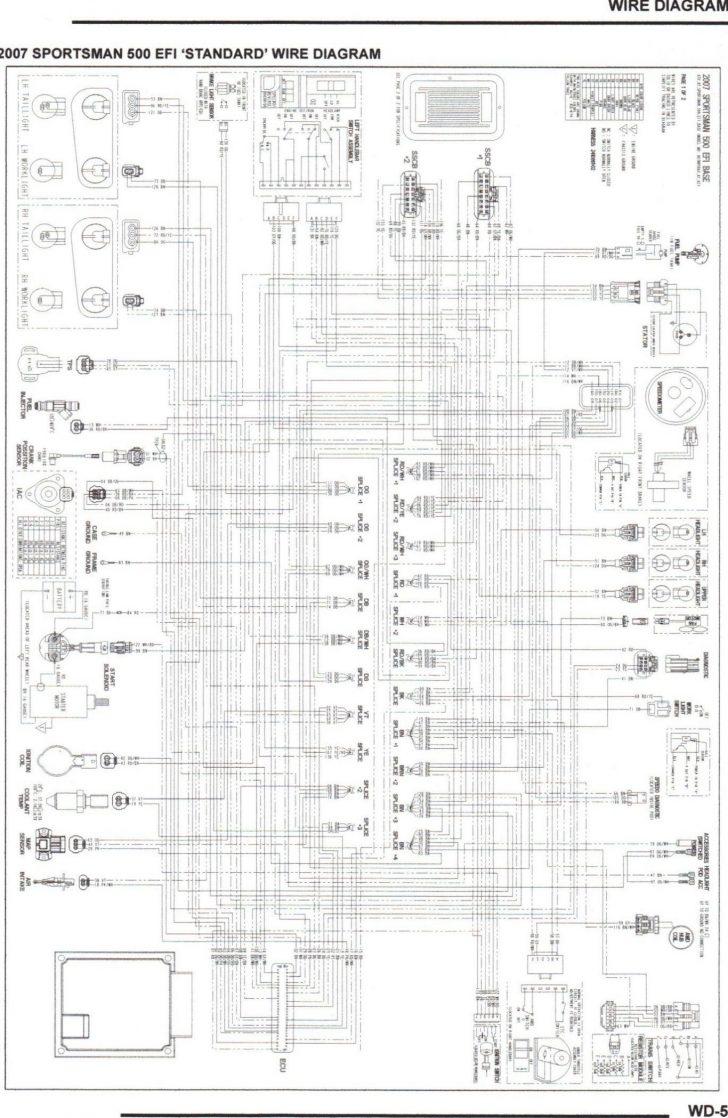 2005 Polaris Ranger 700 Xp Wiring Diagram