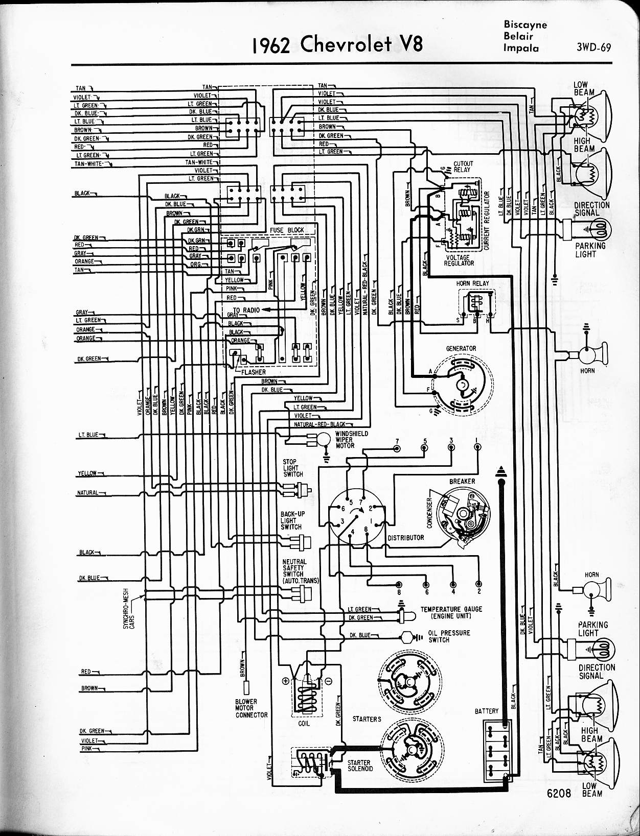 2006 chevy impala wiring diagram Download-2006 Chevy Impala Engine Diagram Inspirational 57 65 Chevy Wiring Diagrams 17-r