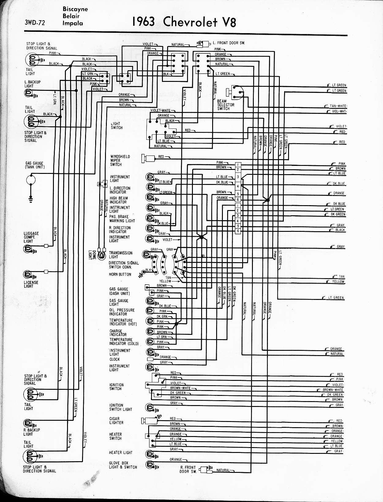 2006 chevy impala wiring diagram
