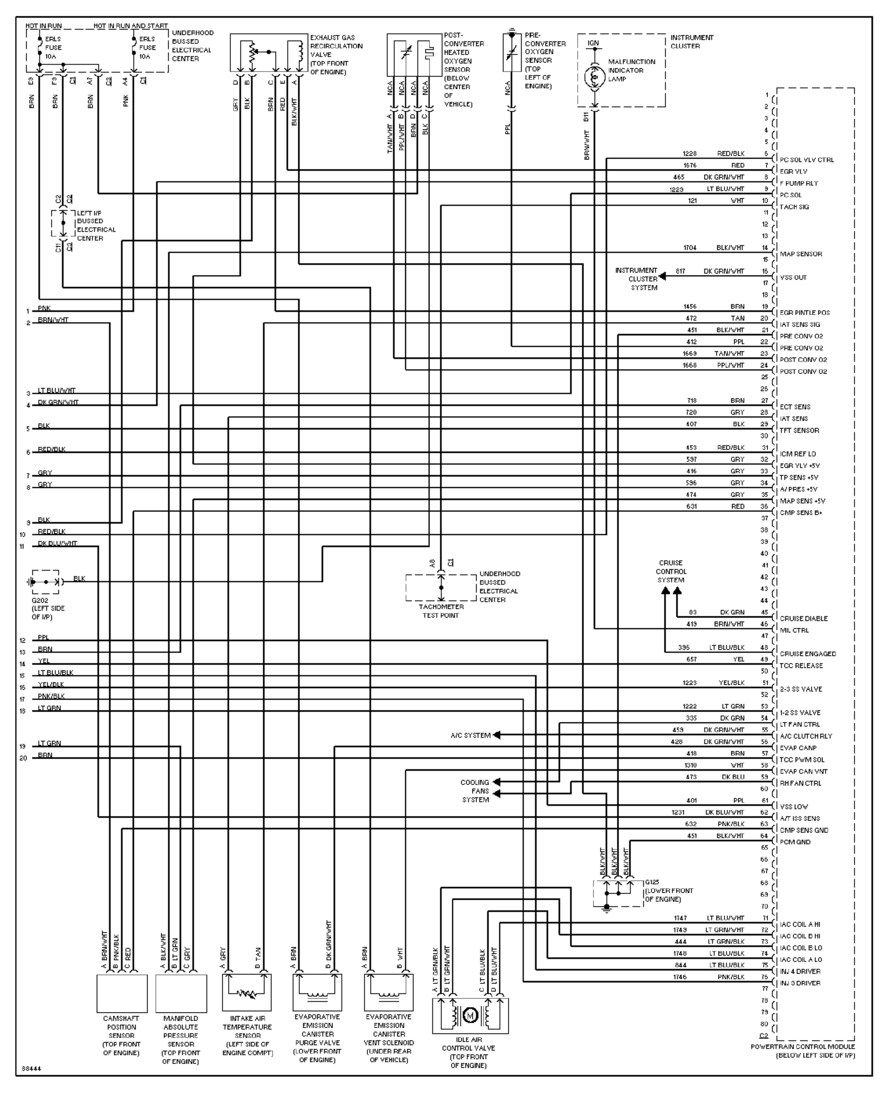 chevy malibu wiring diagram image 2