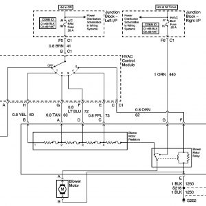 Blower Wiring Diagram - Catalogue of Schemas on