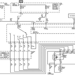 2006 Chevy Silverado Blower Motor Resistor Wiring Diagram - 2006 Chevy Silverado Blower Motor Resistor Wiring Diagram A C Heater for 2004 14c