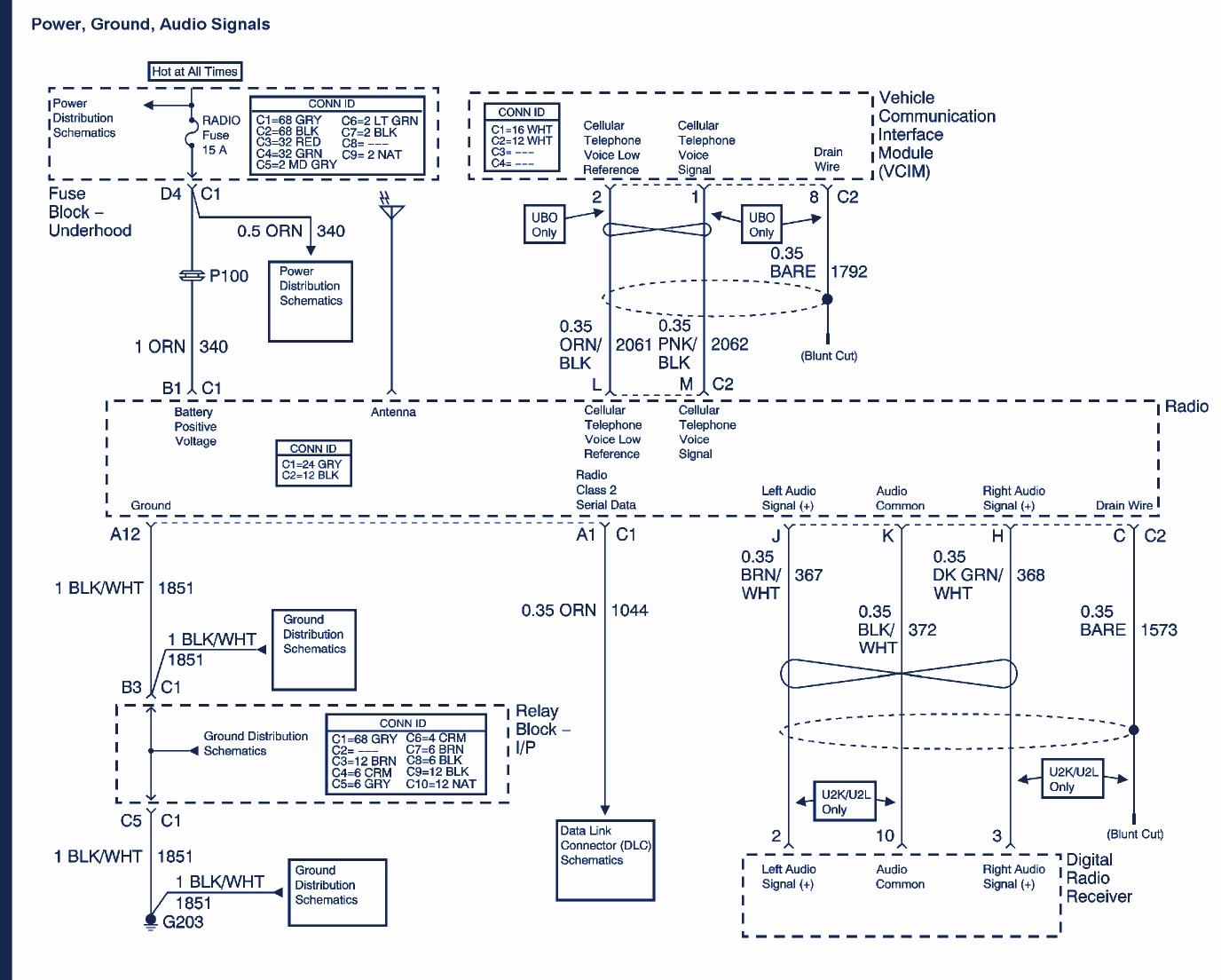 2006 Chevy Silverado Wiring Diagram