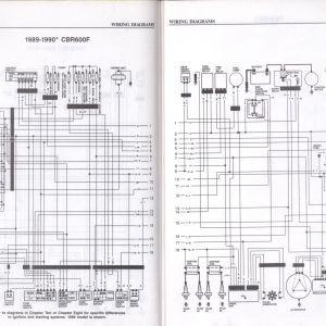 2006 Honda Cbr600rr Wiring Diagram - 2006 Honda Cbr600rr Wiring Diagram 19g