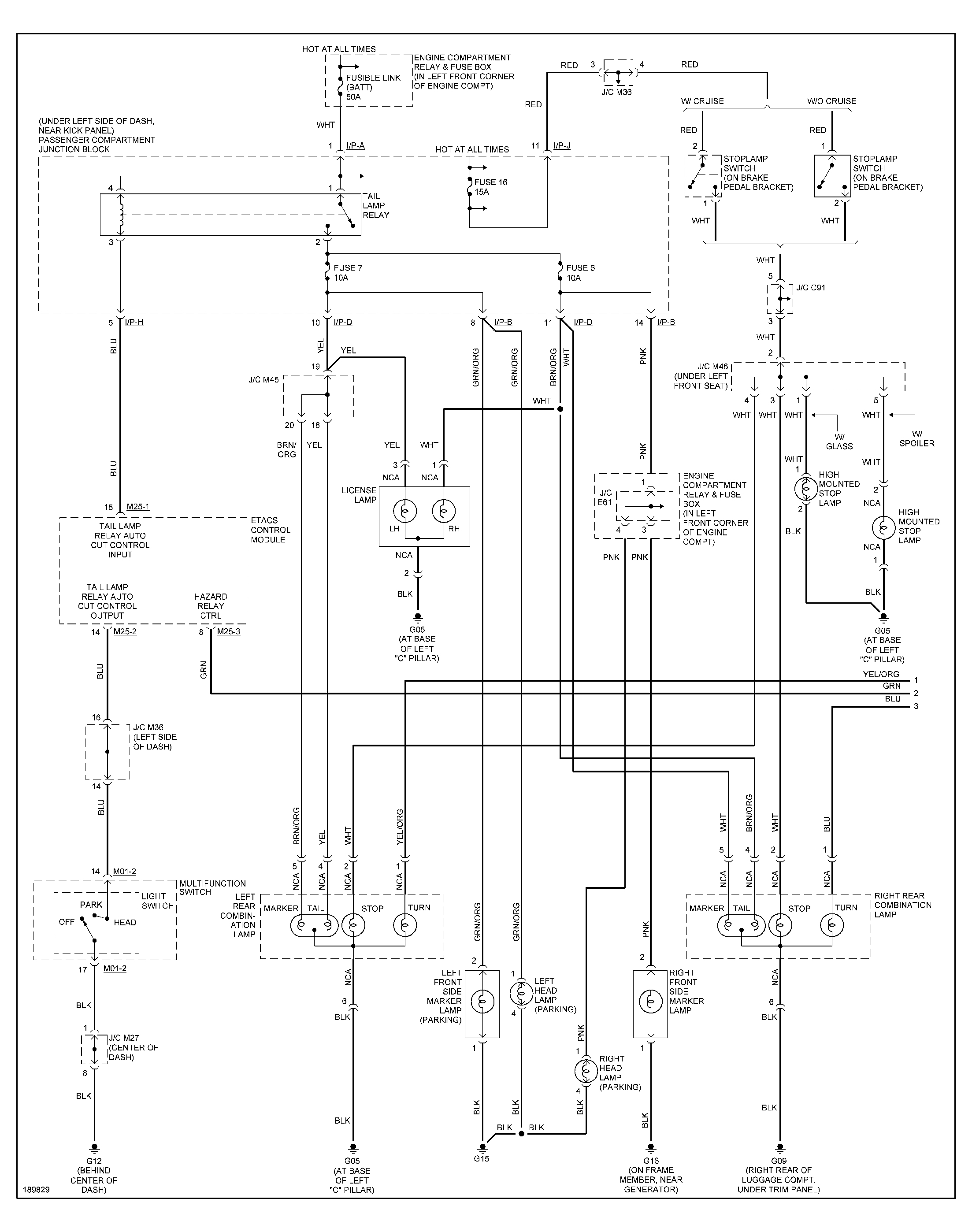 2009 Hyundai Sonata Headlight Wiring Diagram - Wiring Diagram