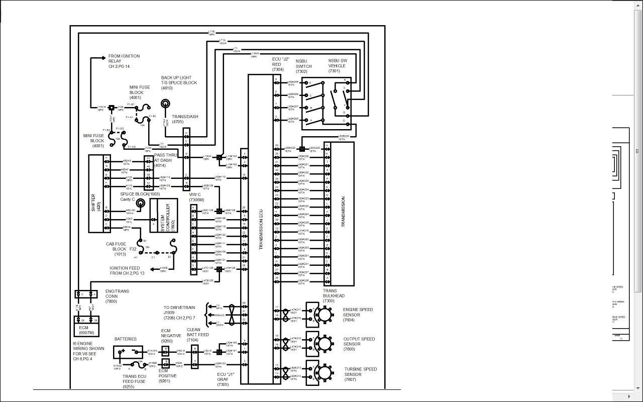 Dt466 International 4300 Fuse Box Diagram