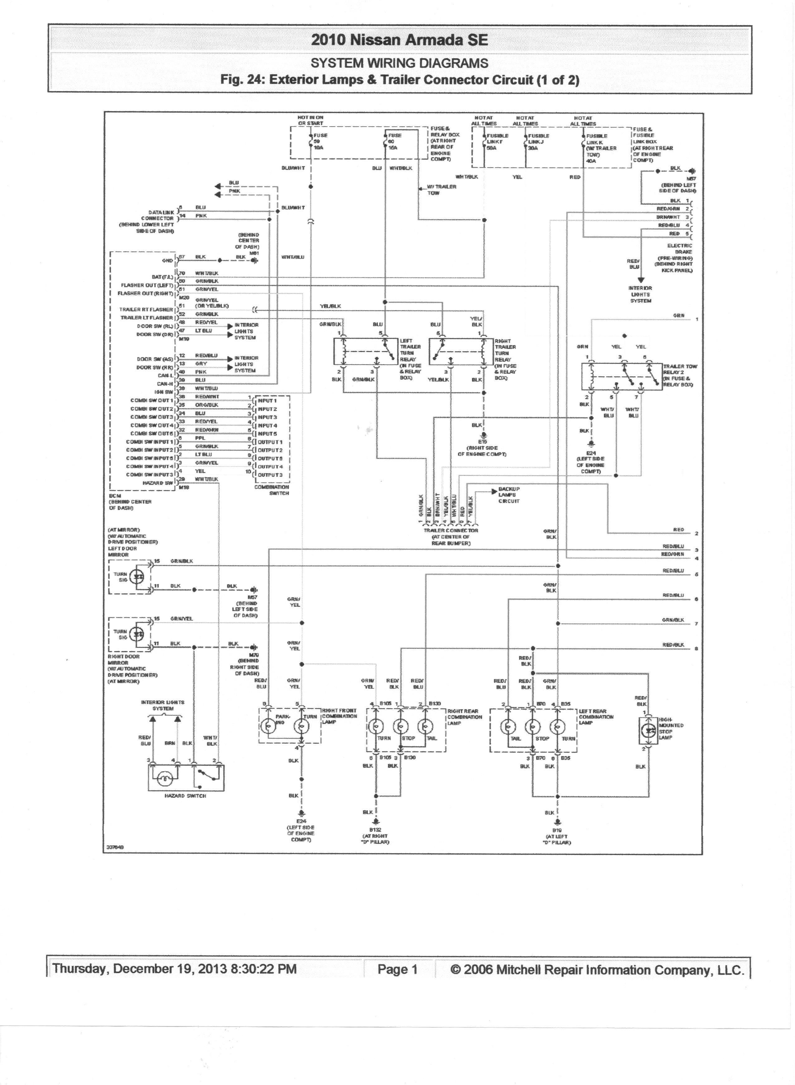 2005 nissan frontier trailer wiring diagram 2006 nissan frontier trailer wiring diagram | free wiring diagram nissan frontier trailer wiring harness #7