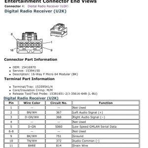 2007 Chevy Cobalt Stereo Wiring Diagram - Help Im In Urgent Need A Plete Wiring Diagram Chevy Cobalt 11 2007 Cobalt Radio 5k