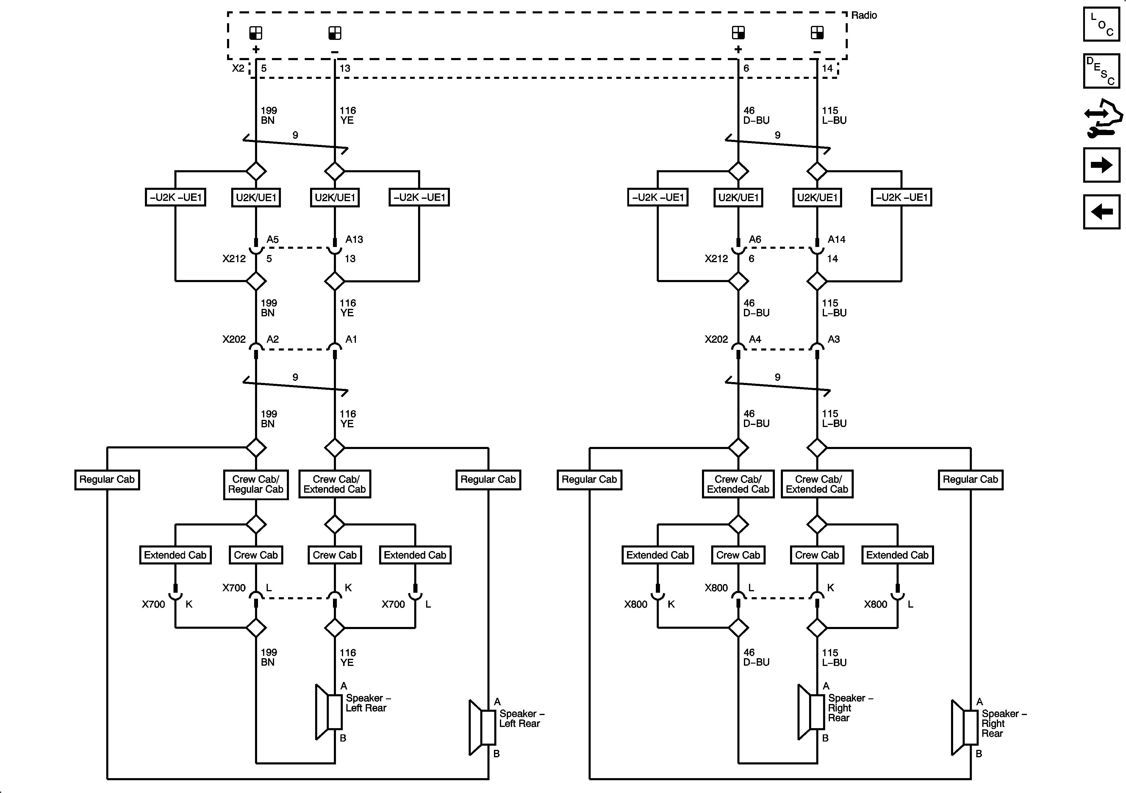 Diagram Diagram 2008 Silverado Radio Wiring Harness Diagram