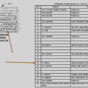 2007 Chrysler Sebring Wiring Diagram - Tipm 2007 Chrysler Sebring Wiring Diagram Wire Center U2022 Rh 140 82 51 249 2002 Chrysler 7f