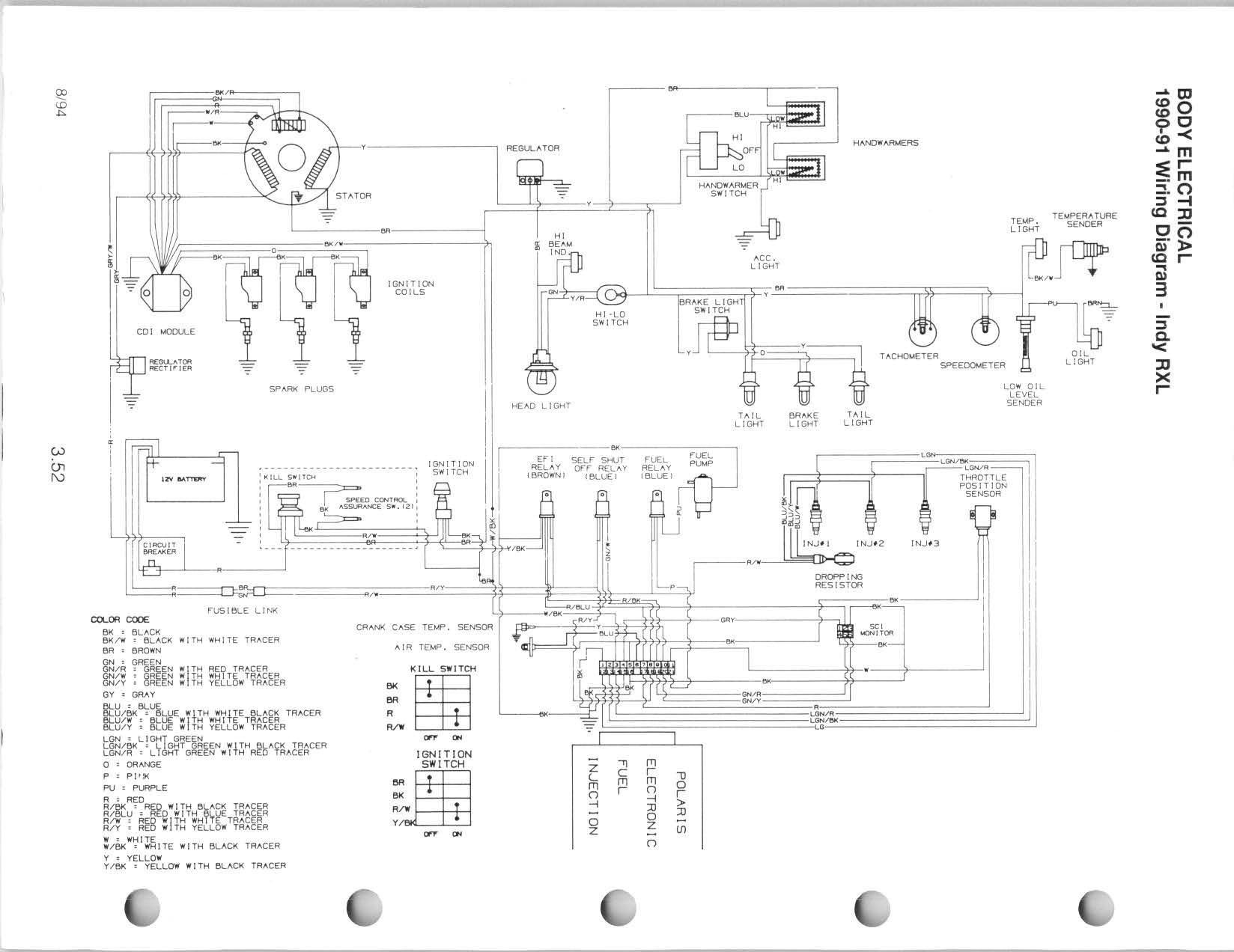 2007 Polaris Ranger 700 Xp Wiring Diagram