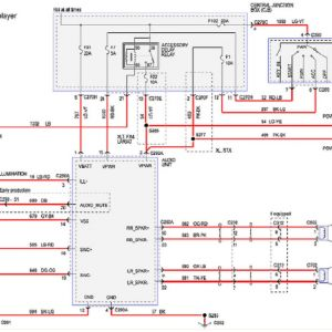 2008 ford F250 Radio Wiring Diagram - 2008 ford F250 Wiring Diagram 11i