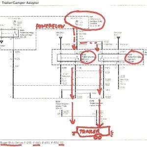 2008 ford F350 Wiring Diagram - ford F350 Trailer Wiring Diagram 1 F250 12f