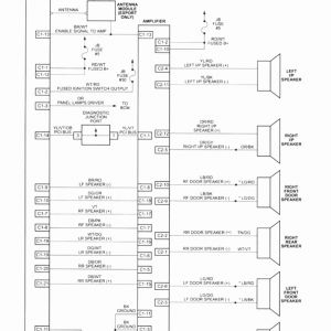 2008 Jeep Wrangler Stereo Wiring Diagram - 1999 Jeep Grand Cherokee Radio Wiring Diagram Jeep Cherokee Stereo Wiring Diagram Beautiful Pioneer Avic 11r