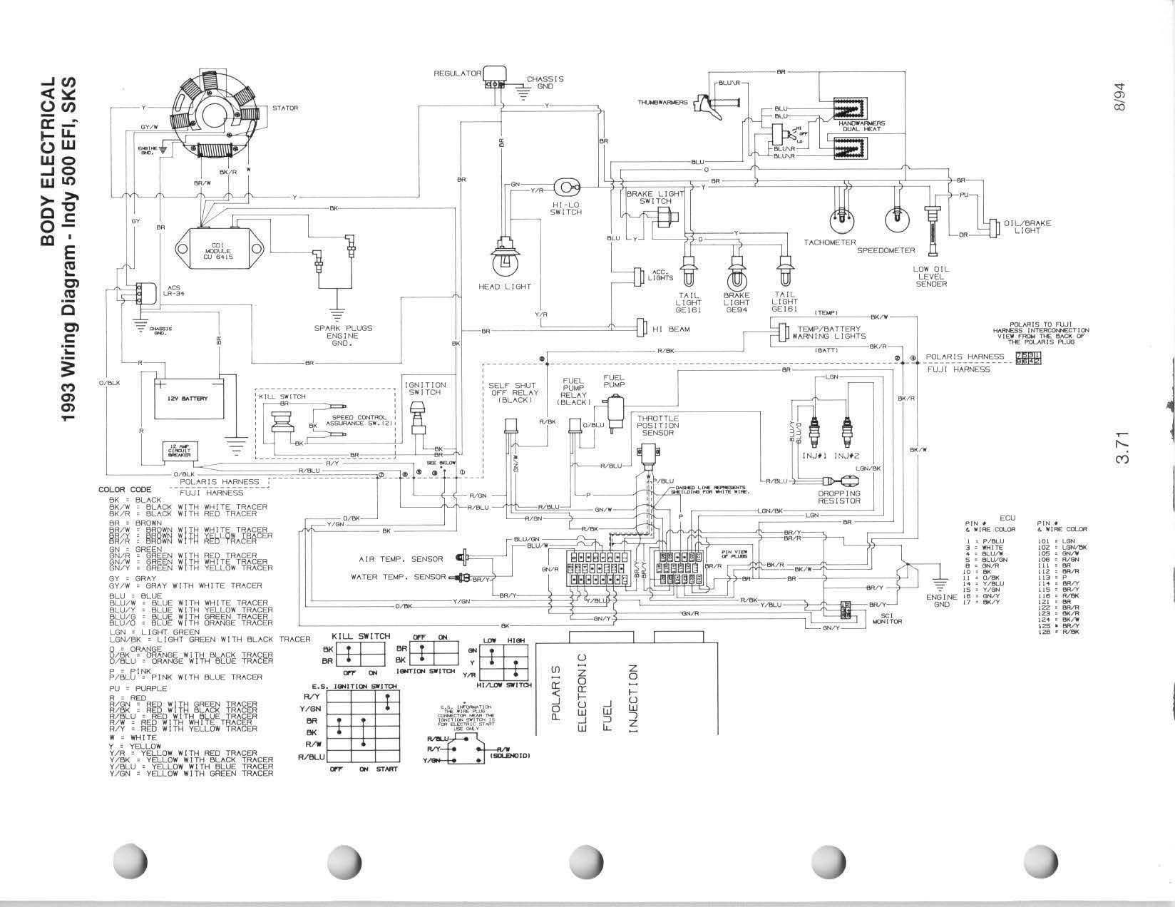 Polari Magnum 425 Wiring Diagram - Wiring Diagram