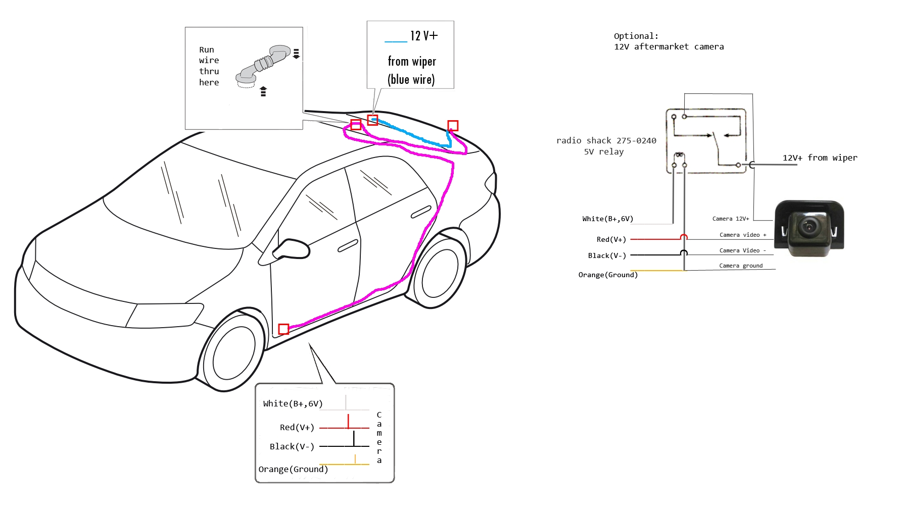 Car Wiring Diagrams Toyota - Schematics Online on
