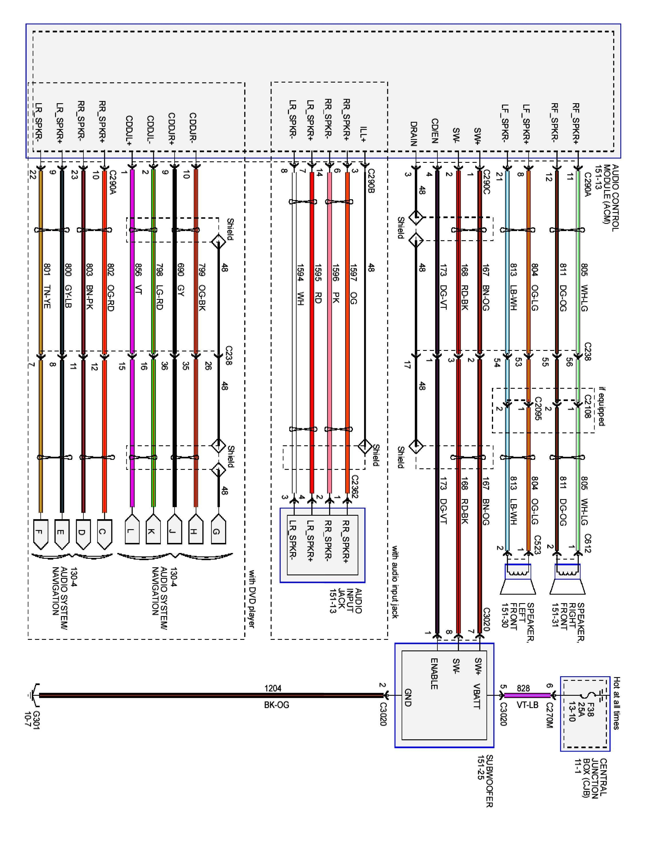 34 2013 Ford F150 Wiring Diagram
