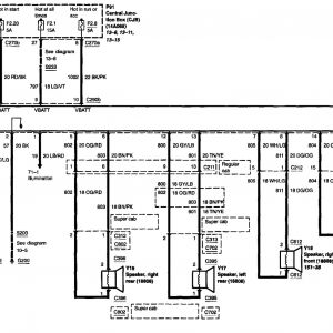 2013 ford F150 Radio Wiring Diagram - Part 3 Wiring Diagrams and Electrical System 2006 ford F150 Radio 15c