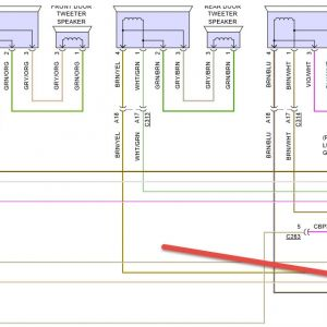 2014 ford Fusion Wiring Diagram - 2013 ford Fusion Speaker Wire Diagram Awesome Awesome Wire Diagram ford Fusion Contemporary Electrical Circuit 7b