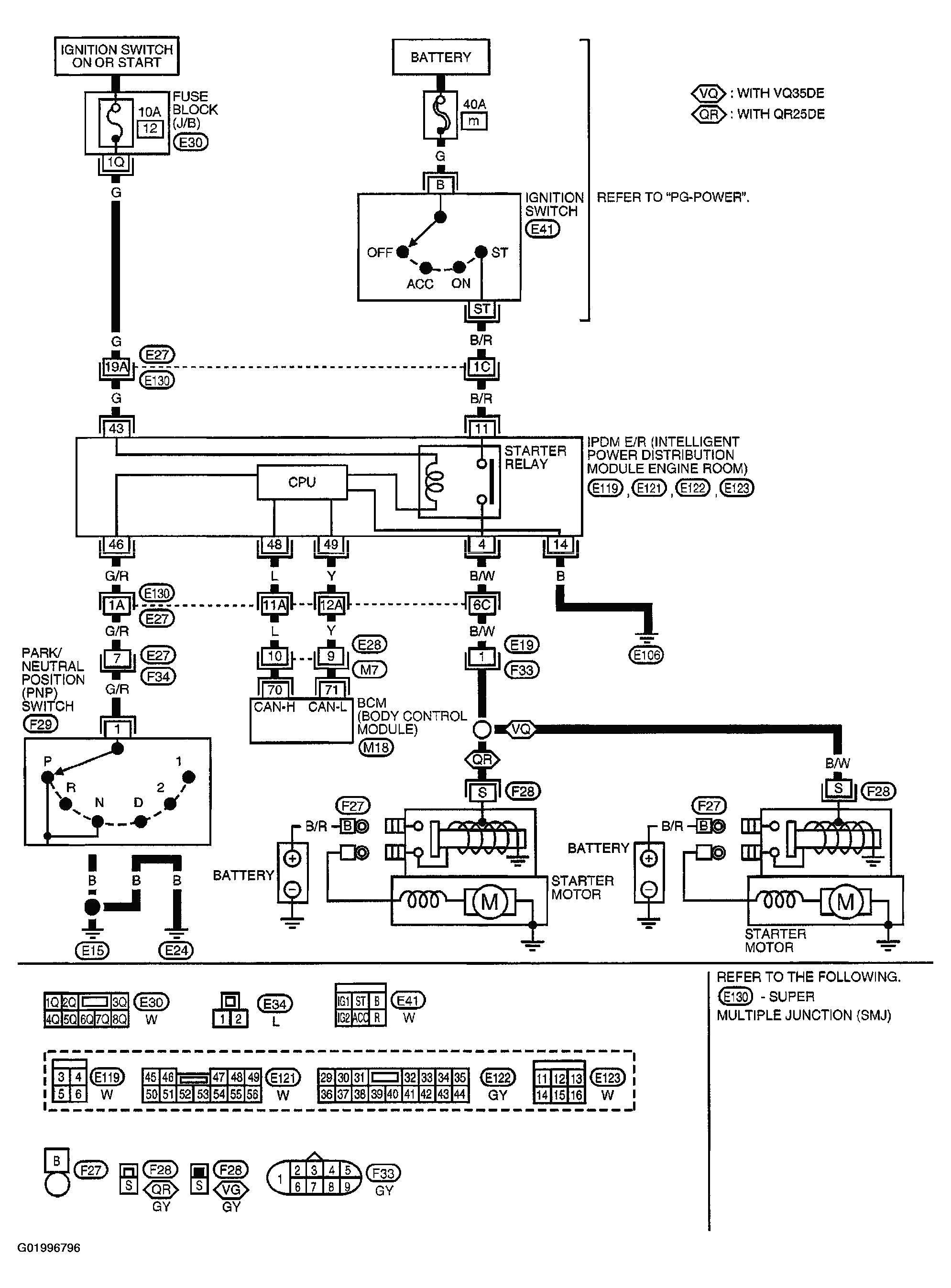 2014 Nissan Altima Wiring Diagram