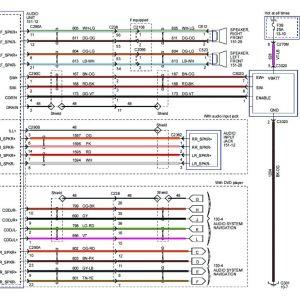 2015 F150 Wiring Schematic - Wiringm ford Trailer Radio Harness Wire Schematics Plugm2015 6h