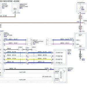 2016 ford Fusion Wiring Diagram - 2016 ford Fusion Radio Wiring Diagram New Interesting 2007 ford Fusion Engine Wiring Diagram S Best 4r