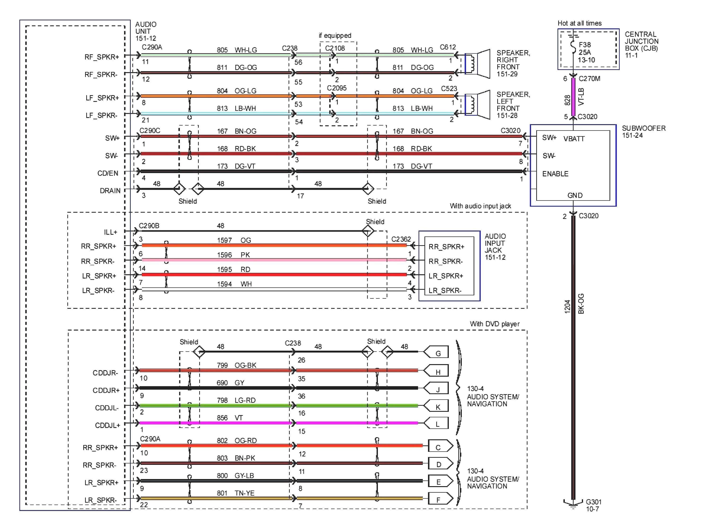 2017 honda civic radio wiring diagram free wiring diagram mercury grand marquis radio wiring diagram honda civic wiring diagram radio #9