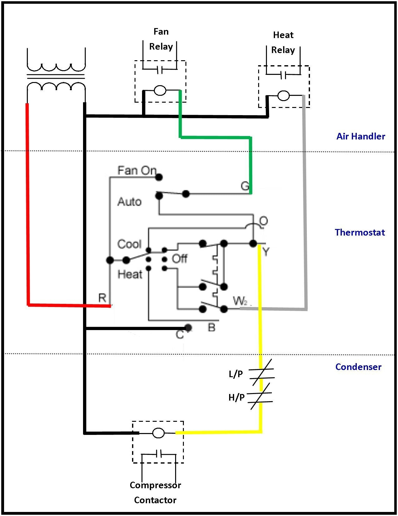 24 volt transformer wiring diagram Download-Furnace Transformer Wiring Diagram Download Five Wire Thermostat Wiring Diagram For Furnace 7 d 13-o