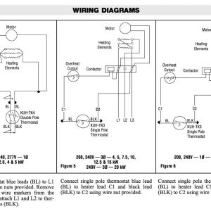 240v Heater Wiring Diagram - Baseboard Heater Wire Diagram 11d
