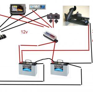 24v Trolling Motor Wiring Diagram - 12v Trolling Motor Wiring Diagram Inspirational Wiring Diagram 12v 5j
