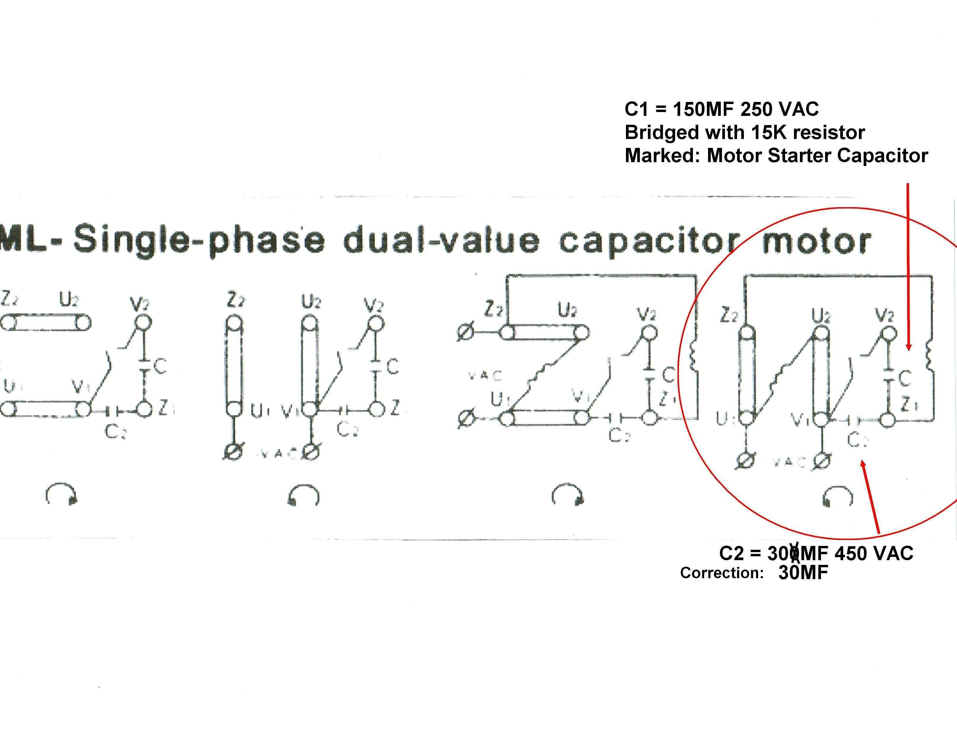 Wiring Diagram Single Phase Motor 6 Lead - Wiring Diagram Host on electric motor wiring diagrams, motor overload wiring diagrams, capacitor start motor diagrams, single phase capacitor motor diagrams, motor run capacitor wiring, induction motor wiring diagrams, motor starter wiring diagrams, baldor ac motor diagrams, single phase motor wiring diagrams, dayton capacitor start wiring diagrams, motor heater wiring diagrams, wound rotor motor wiring diagrams,