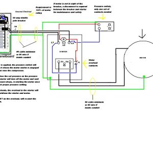 3 Phase Disconnect Switch Wiring Diagram - 3 Phase Disconnect Switch Wiring Diagram Download Pressor Motor Wiring Wiring Diagram Wayne Pressor Diagram 12b