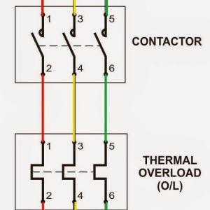 3 Phase Motor Starter Wiring Diagram Pdf - Motor Starter Wiring Diagram Pdf Dol Power Circuit 8d