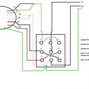 3 Phase Motor Wiring Diagram 9 Leads - Amazing Baldor Electric Motor Wiring Diagram Motors 10 3 14e