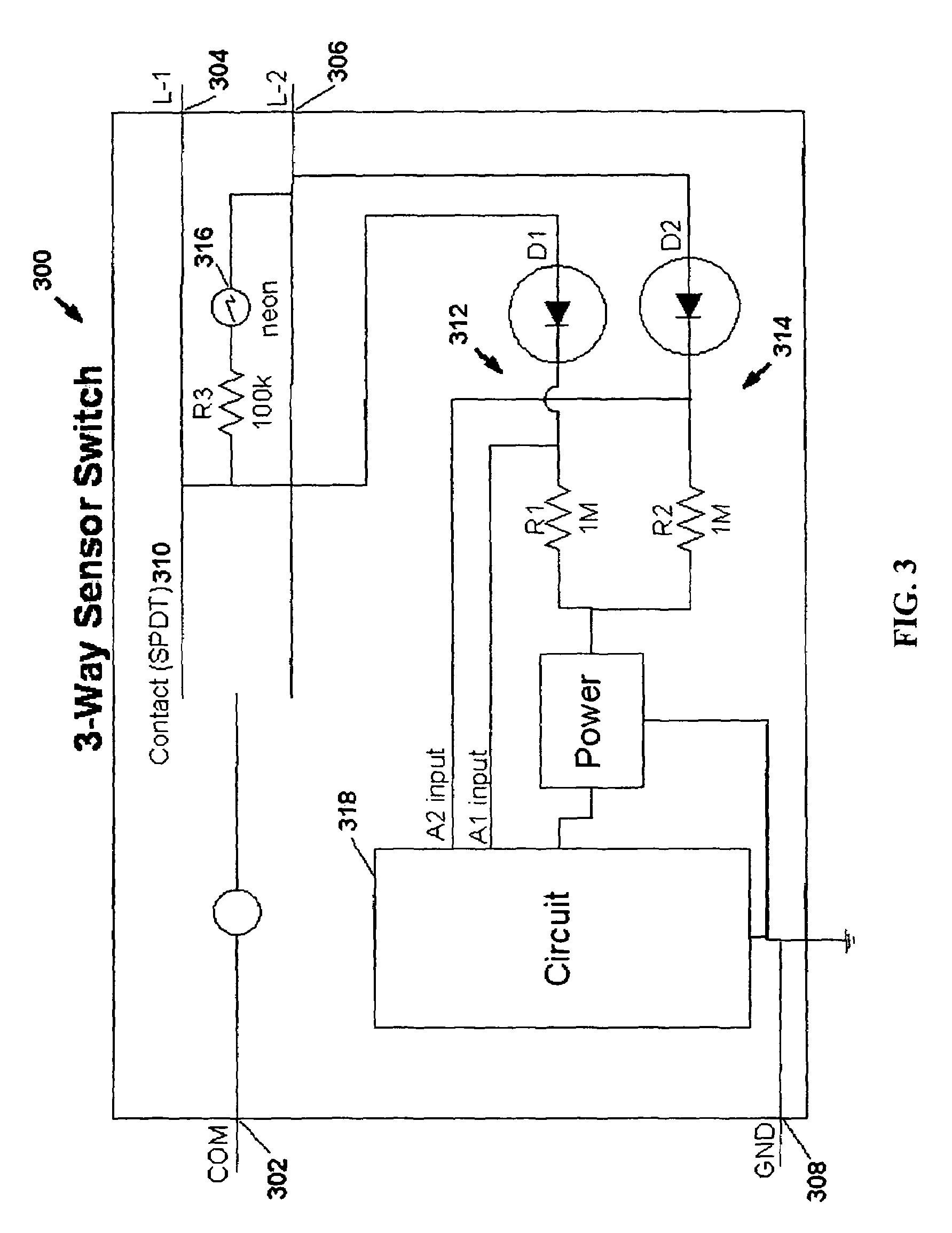 Rabb Occupancy Sensor Switch Wiring Diagram on