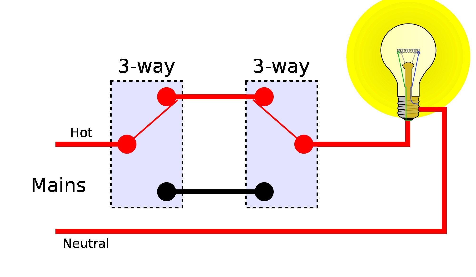 3 way switch wiring diagram light in middle Collection-Light Switch Wiring Diagram south Africa Simple Wiring Diagram California 3 Way Switch New 3 Way 11-c