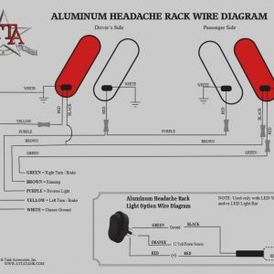 3 Wire Led Tail Light Wiring Diagram - 27 3 Wire Led Tail Light Wiring Diagram Trailer Kit 4 Pin Boat In 11r