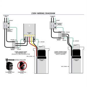 3 Wire Submersible Pump Wiring Diagram - Submersible Motor Starter Wiring Diagram Inspirationa 3 Wire Submersible Pump Wiring Diagram Wellread 1r