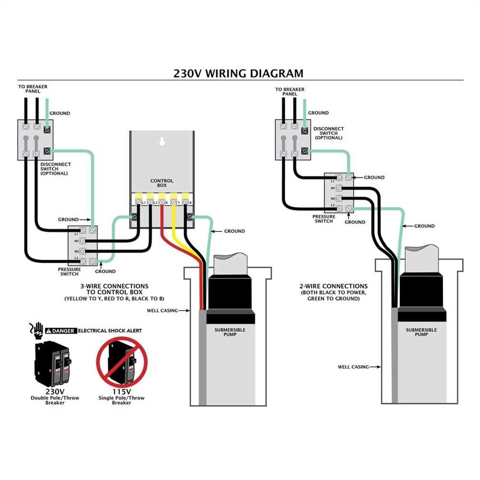 3 wire pump diagram 4 wire trolling motor to a 3 wire plug diagram 3 wire submersible pump wiring diagram | free wiring diagram