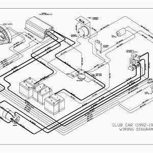 36 Volt Club Car Golf Cart Wiring Diagram - Wiring Diagram for Club Car Precedent New Golf Cart Wiring Diagram Unique Fein Club Car Ds 3p