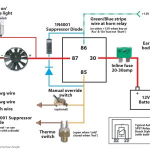 3arr3 Relay Wiring Diagram - 3arr3 Relay Wiring Diagram Download Electric Fan Wiring Diagram with Relay Roc Grp org 0 8n