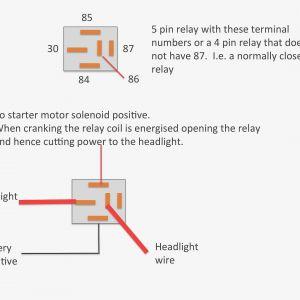 4 Pole Starter solenoid Wiring Diagram - Wiring Diagram Starter solenoid Refrence Elegant 4 Pole solenoid Wiring Diagram Wiring 16h
