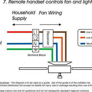 4 Wire Ceiling Fan Switch Wiring Diagram - 4 Wire Ceiling Fan Switch Wiring Diagram Fresh Striking 19a