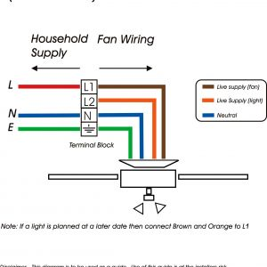 4 Wire Ceiling Fan Wiring Diagram - Wiring Diagram for Ceiling Fan Wall Switch Best Incredible 13r