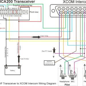 4 Wire Intercom Wiring Diagram - Aircraft Inter Wiring Diagram Best Ungewöhnlich 2 Draht Inter Schema Zeitgenössisch Elektrische 14i