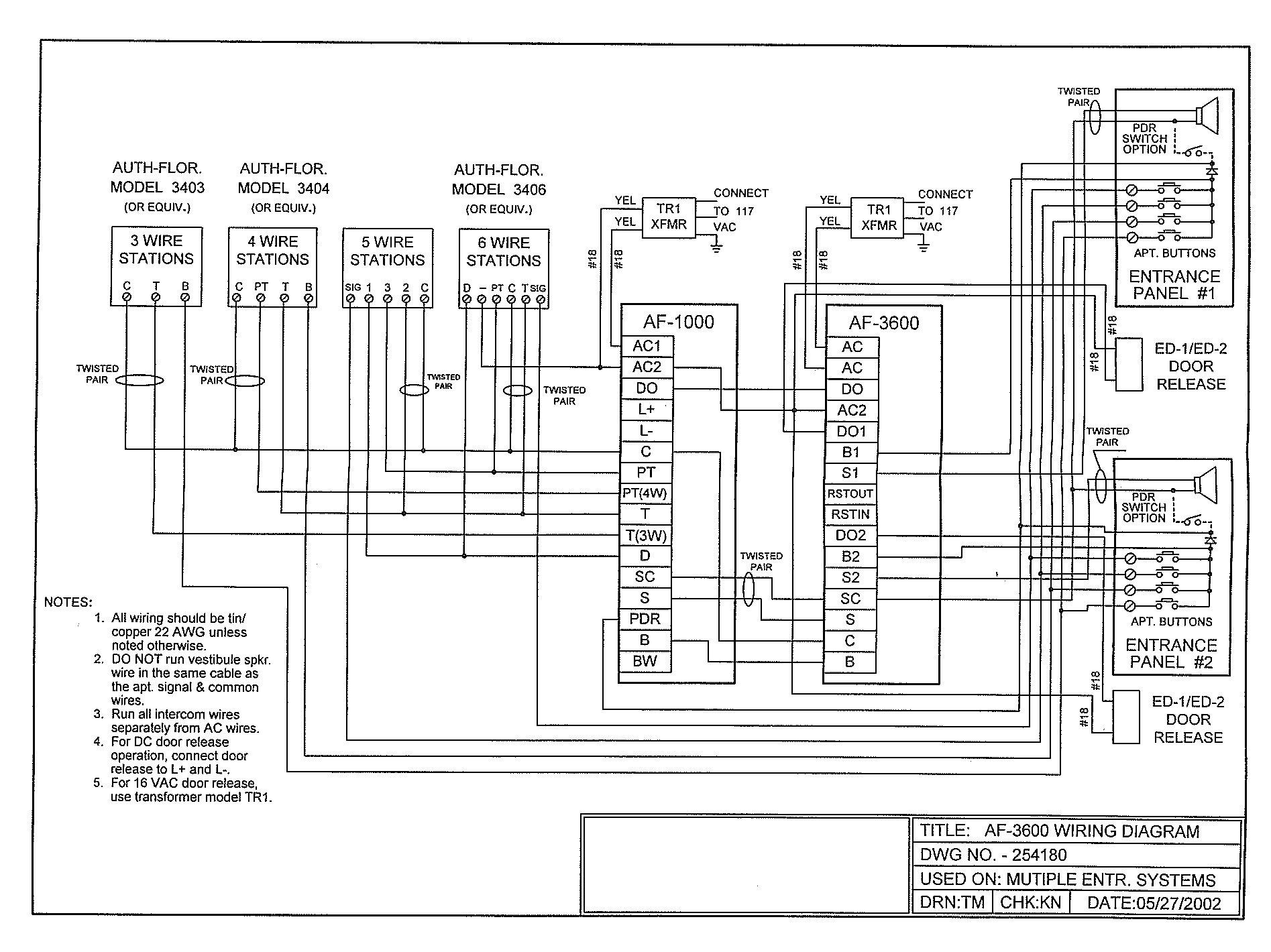 4 wire intercom wiring diagram - inter doorbell wiring diagram new wiring  diagram electric motor archives